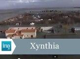 La Faute sur Mer et l'Aiguillon sur Mer fortement touchés par la tempête Xynthia - Archive INA