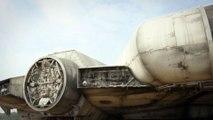 Star Wars 7 : le faucon millenium