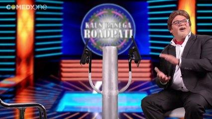 Kaun Banega Roadpati Season 2 - Epi #3 - Contestant Abuses the Host