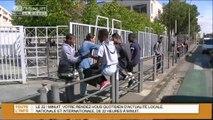 La violence se banalise au lycée (Marseille)