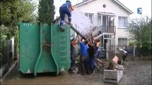 48 heures après la catastrophe Lamalou-les-Bains constate les dégâts