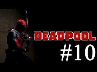 Deadpool прохождение #10