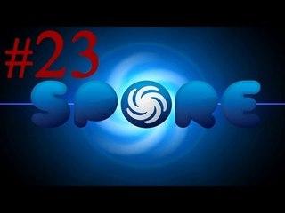#23 Spore - FAIL путешествие к центру вселенной