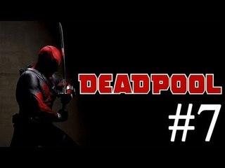 Deadpool прохождение #7