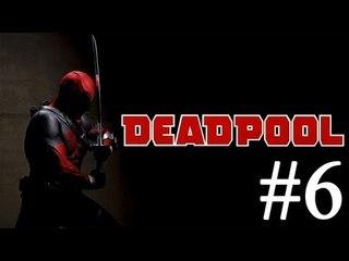 Deadpool прохождение #6