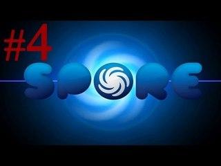 #4 Spore   Космобратва
