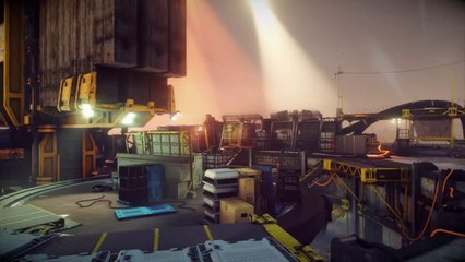 Killzone Shadow Fall - New Multiplayer Map - The Statue