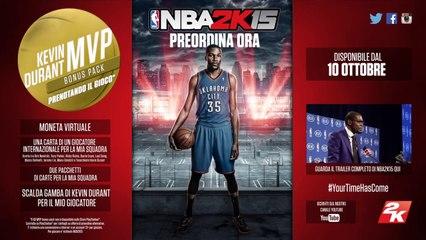 NBA 2K15 - The Land - ITA