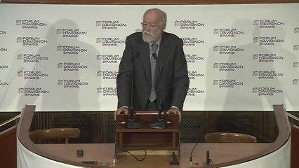 Forum d'Avignon 2014: Discours de Nicolas Seydoux