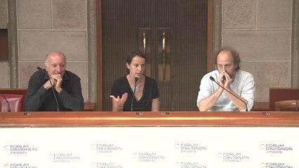 Forum d'Avignon 2014: Interventions de Christophe Aguiton et François Taddei