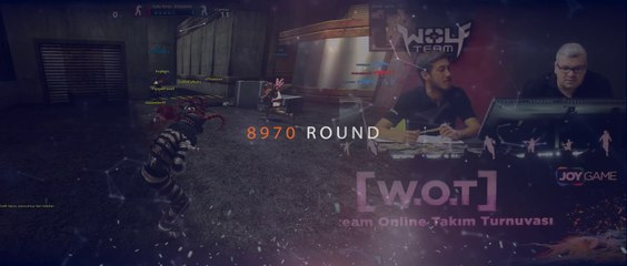 10.000 TL Ödüllü Wolfteam Online Takım Turnuvası Final Maçı 26 Eylül Cuma Saat 19:00'da www.wolfteam.tv adresinde!