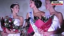 VIDEO. Mathilde Hubert de Charente, remporte le titre de Miss Poitou-Charentes 2014
