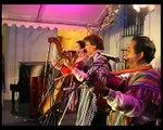 Ramón Romero, Pedro Ramírez y Chano Lezcano - Fête de la Musique et 50 ans de la Maison d'Amérique Latine, Paris, 21 juin 2004.