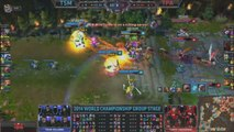 League of Legends World Championship S4 Best of day 2 - League of Legends