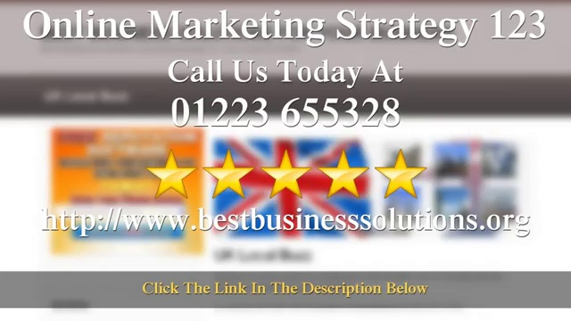 Online Marketing Strategy 123 Impressive Five Star Review