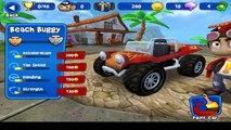 Beach Buggy Racing - Android and iOS gameplay PlayRawNow