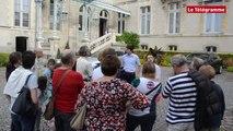 Rennes. Journées du patrimoine : le préfet rencontre les visiteurs