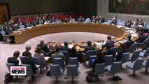 UN Security Council adopts statement condemning IS militants
