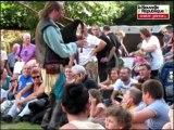 VIDEO. Château-Larcher (Vienne). Des milliers de visiteurs à l'heure médiévale