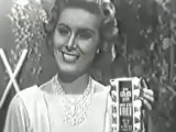 VINTAGE 1958 LUX SOAP COMMERCIAL WITH ROSEMARY CLOONEY AUNT OF GEORGE CLOONEY