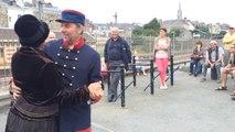 Journées du patrimoine. Visite théâtralisée à Vitré
