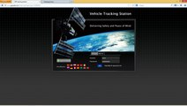 demo for web tracking