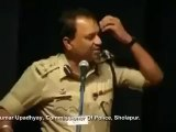 Indian Hindu Police Officer's Excellent Speech in the Honour of the Prophet Muhammad (PBUH)