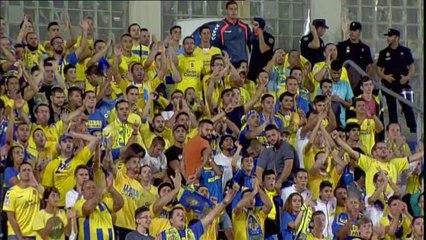UD Las Palmas 4 AD Alcorcón 1