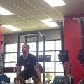9/16- dead lift, heavy triple (TnG). 365 lbs