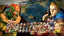 Ultra Street Fighter IV  OMEGA Mode