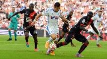 OM 3-0 Rennes : la réaction de Florian Thauvin