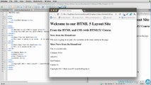 HTML5 Text Markup Tags - HTML and CSS for Beginners (with HTML5) - LearnToProgram, Inc.