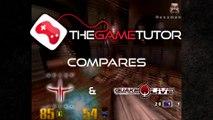 The Game Tutor Compares Quake Live with Quake 3 Arena
