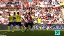 PSV Eindhoven 4 - 0 SC Cambuur .. Adam Maher Goal..21-09-2014