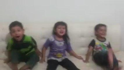 Go Nawaz Go Reached to Kids