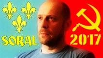 SORAL 2017 : Egalité, réconciliation sinon rien !
