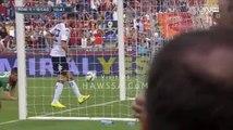 الدوري الايطالي 2014 / 2015 | اهداف مباراة روما 2 - 0 كالياري | تعليق حاتم بطيشه