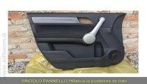 PADOVA, PIOVE DI SACCO   PANNELLI PORTIERE HONDA CRV CR-V DAL 2007 EURO 40