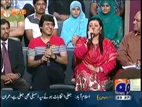 Khabarnaak on Geo News – 21st September 2014