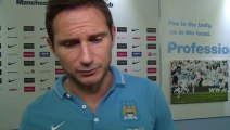 LAMPARD ON GOAL | City 1-1 Chelsea