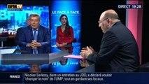 BFM Politique: Julien Dray face à Henri Guaino – 21/09 5/6