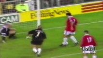 Best of Eric Cantona - génie du foot un peu violent!