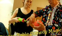 rate and review Vancouver Magician Matthew Johnson aka magic show to go versus Bobby the magicians magic show, at a corporate Awards Night in Burnaby, BC, Canada. See and hear a review of Bobby the magician by a choice cash
