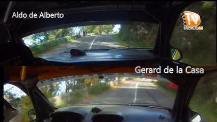 ALDO DE ALBERTO Vs GERARD DE LA CASA SUBIDA AL SUEVE 2014