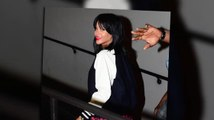 Rihanna Keeps Smiling Amidst the Leaked Photos Scandal