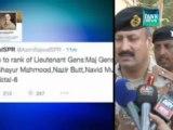 Lt-Gen Rizwan Akhtar named new ISI chief