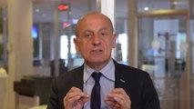 """Retour de Nicolas Sarkozy : """"La forme est olympique, le fond est brumeux"""""""