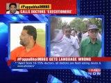 RJD MP calls doctors 'executioners'