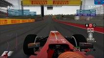 Essais Grand Prix des USA F1-TeamTV