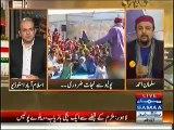 Nadeem Malik Live Special Transmission 7 to 8 Pm - 22nd September 2014